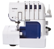 Brother 4234D Overlocker Including Waste Tray & Blind Stitch Foot Worth Over £85.00