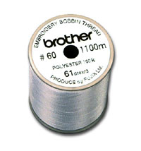 Brother Bobbin Thread - White | X81164001/EBTCE