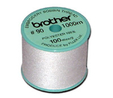 Brother XC5996001/EBTPE | Bobbin Thread | White (P.E. Series)