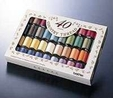 Country Embroidery Thread Set 40 Colours CYT40
