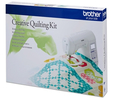 Brother Creative Quilting Kit QKF3UK