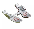 Brother Dual Feed Open Toe Foot -  XV/V Series