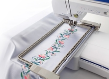 Brother Embroidery Border Frame | 300x100mm | BF3