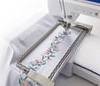 Brother Embroidery Border Frame | 300 x 100mm | BF3