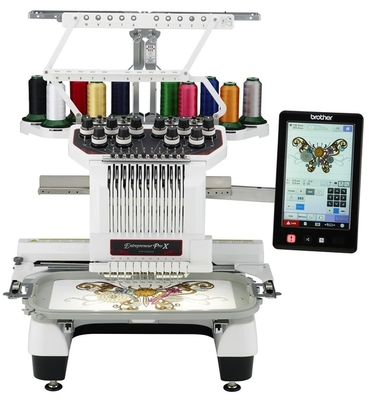 Brother Entrepreneur Pro PR1050X Embroidery Machine