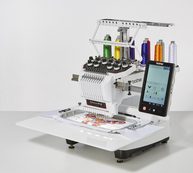 Brother entrepreneur pro pr embroidery machine buy