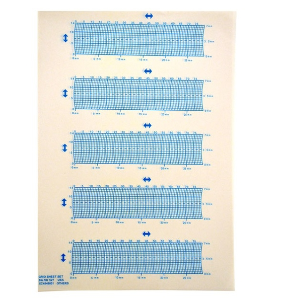 Brother Grid Sheet Set GS4