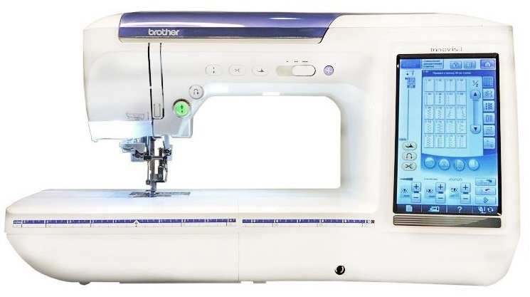 Brother Innov Is NV1e Sewing Machines