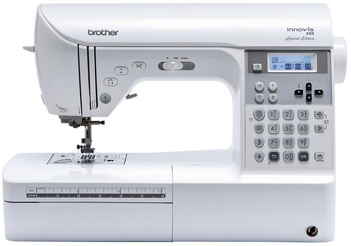Brother Innovis NV350SE Ex Display Sewing Machine