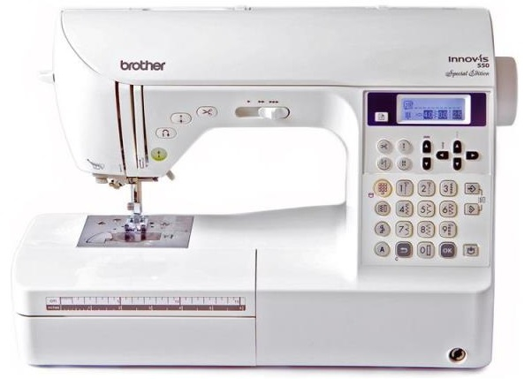 Brother Innov Is NV550SE Sewing Machines