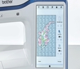 Brother Innov-Is Stellaire XE1 Embroidery Machine 4