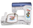 Brother Innov-Is Stellaire XJ1 Sewing & Embroidery Machine Sewing Machine 2