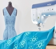 Brother Innov-Is Stellaire XJ1 Sewing & Embroidery Machine Sewing Machine 6