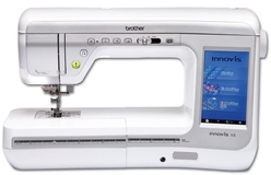 Brother Innov-Is V5 Sewing & Embroidery Machine + Discounted PED Plus 2 Software Save £130