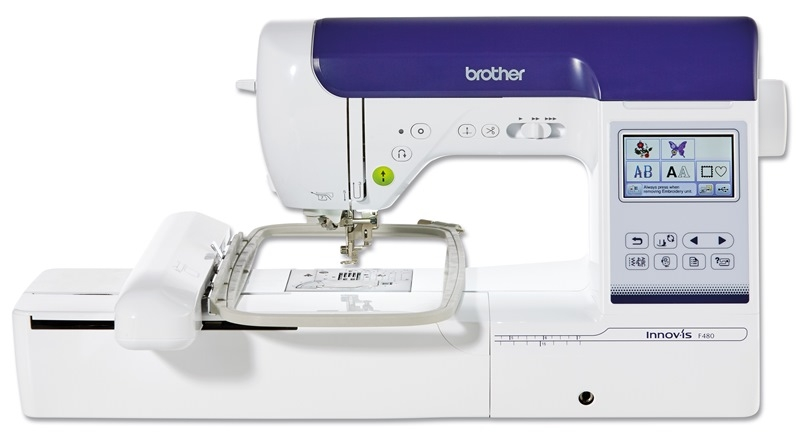 Brother Innov-Is F480 Sewing & Embroidery Machine Sewing Machine