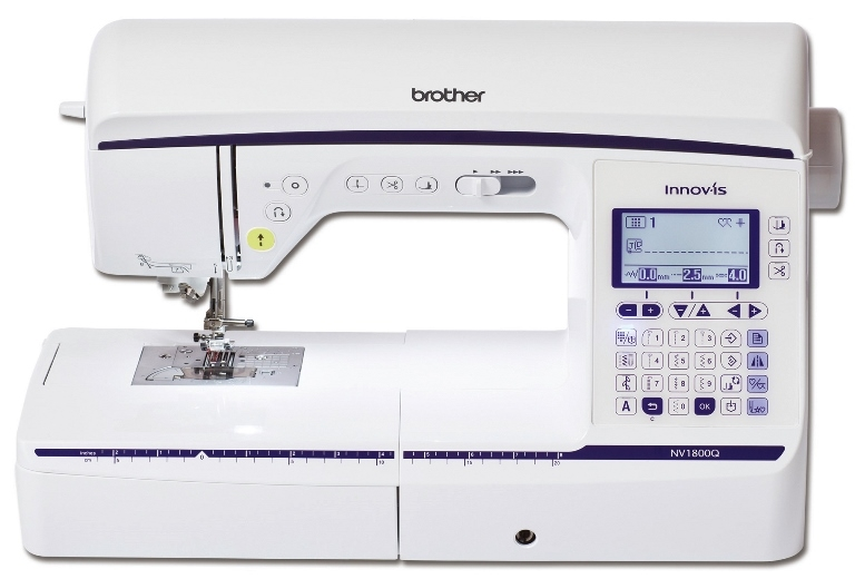 Brother Innovis NV1800Q Computerised Sewing Machine Sewing Machine