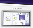 Brother Innovis NV800e Embroidery Machine + Discounted PED 11 Software Save £400  10