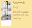 Brother Innovis NV800e Embroidery Machine + Discounted PED 11 Software Save £400  16
