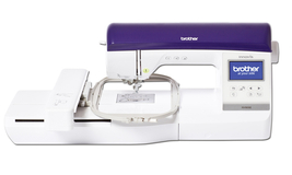 Brother Innov-Is NV800e Embroidery Machine + Discounted PED Plus 2 Software Save £130