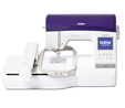 Brother Innovis NV800e Embroidery Machine + Discounted PED 11 Software Save £400
