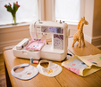 Brother Innovis NV955 Sewing Machine 3