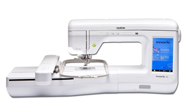 Brother Innov-Is V3 Embroidery Machine. Includes FREE Premium Pack & Embroidery Foot with LED Pointer worth £297.