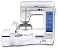 Brother Innovis V5 Sewing & Embroidery Machine + Discounted PED Plus 2 Software Save £130  3