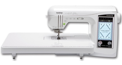 Brother Laura Ashley Innov is NX2000 Sewing Machine