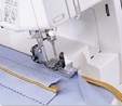 Brother Overlock Piping Foot | XB3630001 Brother Overlocker Feet 2