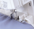 Brother Overlock Taping Foot | XB3632001 Brother Overlocker Feet 2