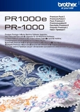 Brother PR-1000e Premium Pack 1