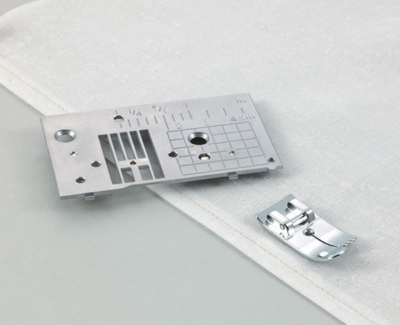 Brother Straight Stitch Foot and Needle Plate | SNP02