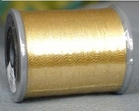 Brother ET999 | Embroidery Thread 300m | Metallic Gold