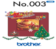 Brother USB Memory Stick No.003 Winter Collection