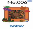 Brother USB Memory Stick No. 006 Autumn Collection