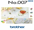 Brother USB Memory Stick No.007 Petit Point