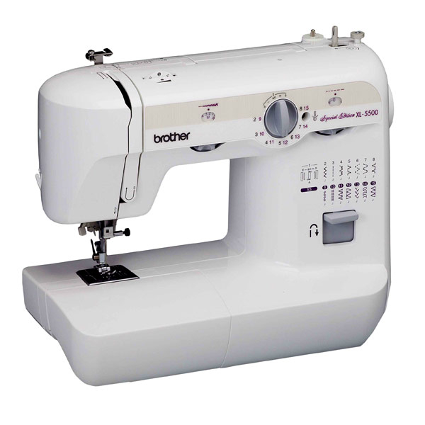 Brother Xl 5500 Price >> Brother XL5500 SE Sewing Machine