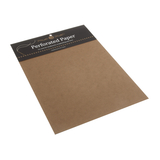 Brown Perforated Paper 9 x 12 Inches