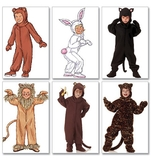 Childrens Girls and Boys Costume B3238 Size 2,3,4,5