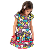 McCalls M6982/CDD | Children's/Girls Dresses | Size (2-3-4-5) | Sewing Pattern