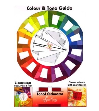 Colour Wheel and Tone Guide