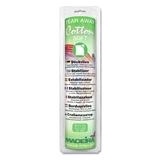 Cotton Soft Tear Away Stabiliser White