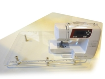 Deluxe Clear Extension Table For Janome DC3050