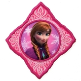 Disney Ana from Frozen Embroidery Motif