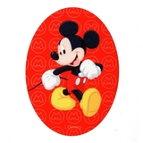 Disney Mickey Mouse Printed Motif
