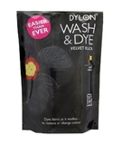 Wash and Dye Velvet Black