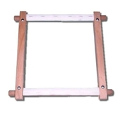 Rotating Tapestry Frame 18 Inch