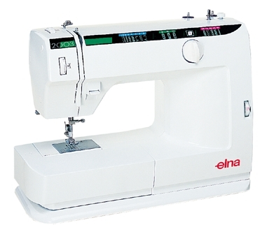 elna sewing machine instruction manual