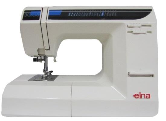elna 3005 sewing machine