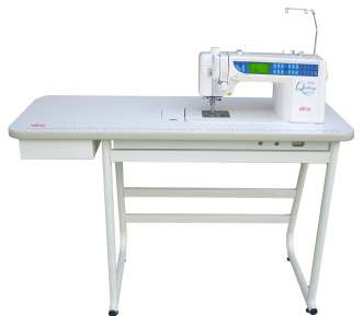 Elna 7300 U0026 7200 Sewing Table And Stand Unit Extension Table